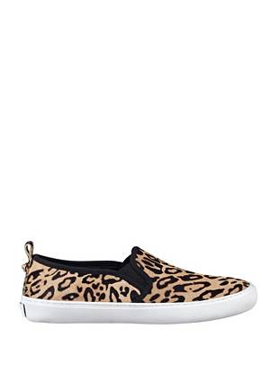 Cangelay Haircalf Slip-On Sneakers