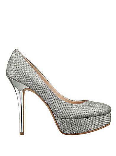 Elsea Platform Closed-Toe Pumps