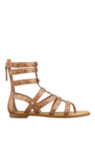 Falna Studded Gladiator Sandals