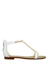 Flent Metal-Trim Sandals