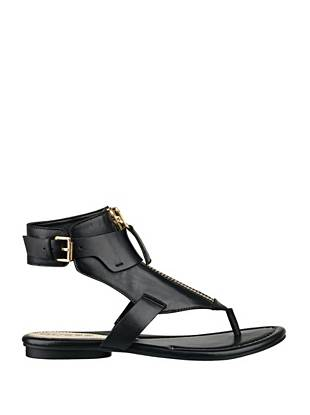 Gastan Zippered Sandals