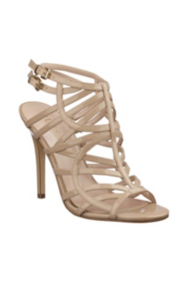 Harlen Patent High-Heel Sandals