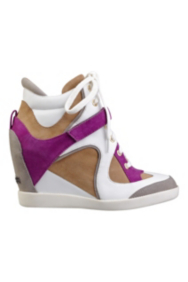 Haysta Wedge Sneakers