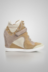 Huxley Wedge Sneakers