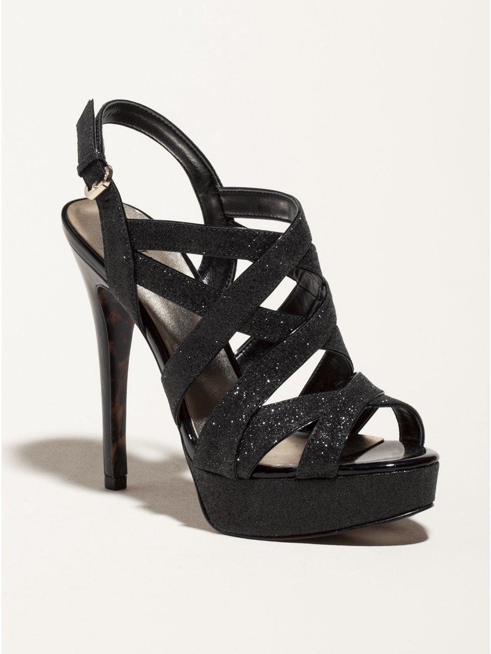 835fcf97003 GUESS Kio High Heel Sandal - Dina s Hottest Shoe s