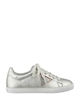 Marline Metallic Sneakers