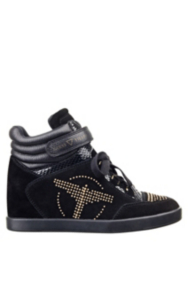 Tiesto NYT LYF Collection – Pesta High-Top Platform Sneakers