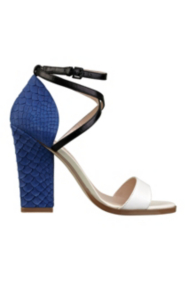 Sileno Color-Blocked Sandals