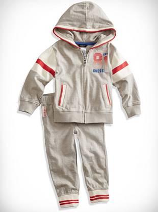 Guesskids Newborn Boy 81 Activewear Set (0-9M)