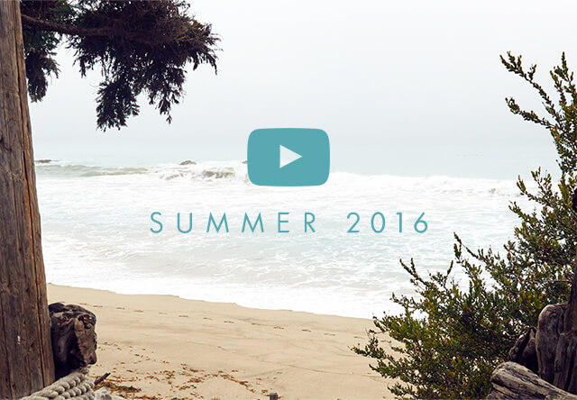 SUMMER 2016 CAMPAIGN VIDEO
