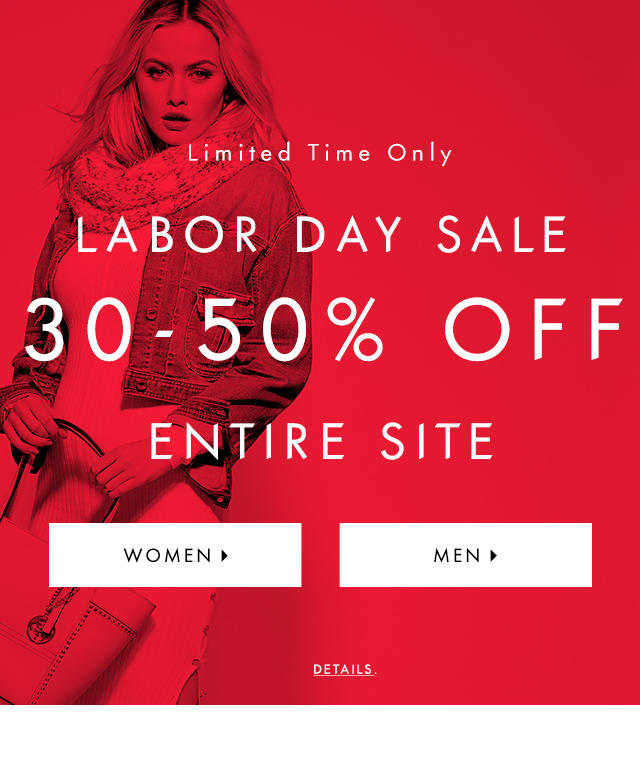 Shop Labor Day
