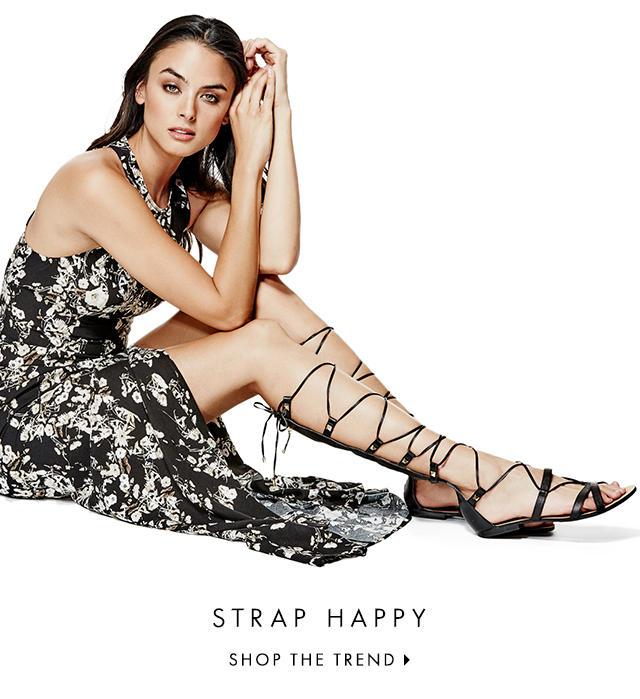 STRAP HAPPY