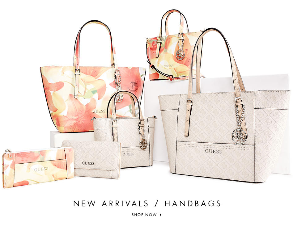 NEW ARRIVALS / HANDBAGS