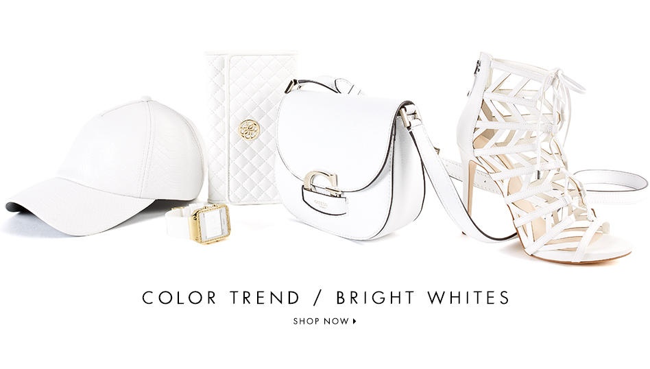 COLOR TREND / BRIGHT WHITES