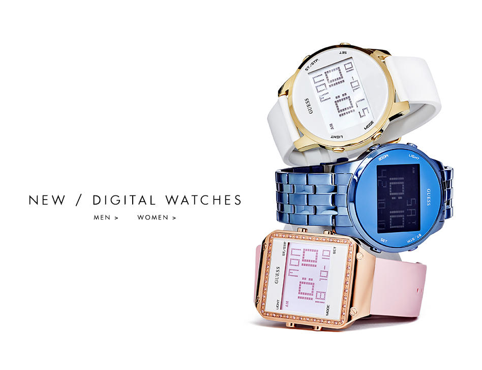 New / Digital Watches