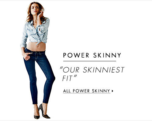 Women's Power Skinny Denim