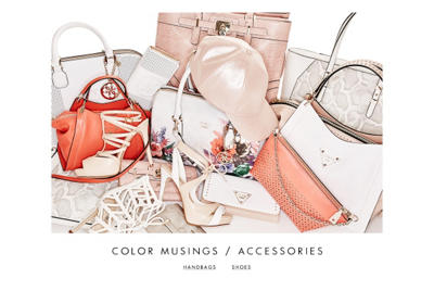 COLOR MUSINGS / ACCESSORIES