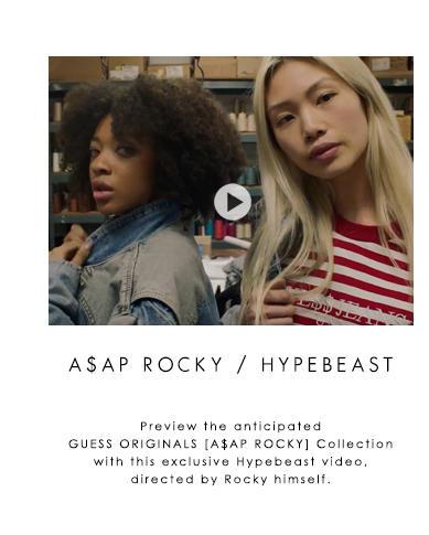 A$AP ROCKY / HYPEBEAST