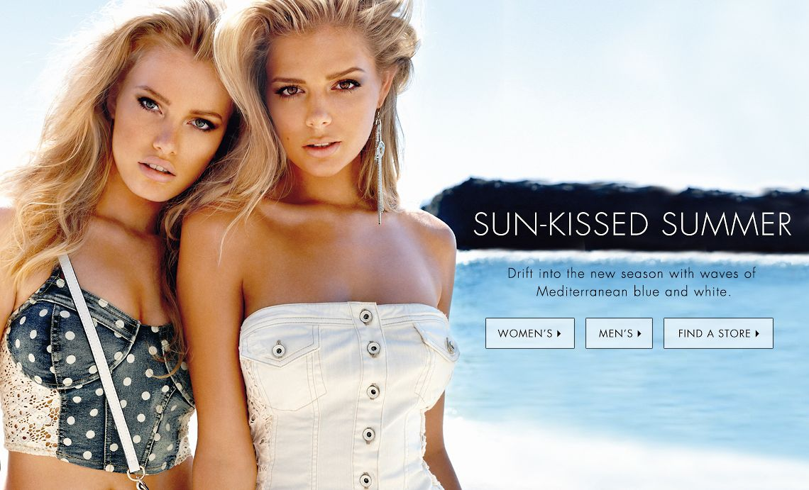 Guess Summer Sale Up To 50 Off