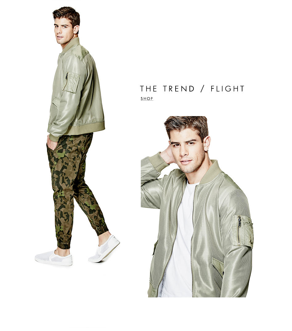 THE TREND / FLIGHT