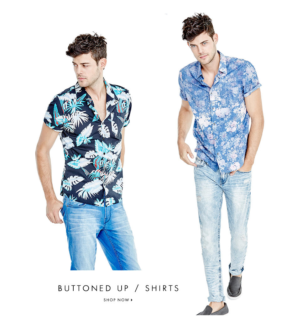 BUTTONED UP / SHIRTS