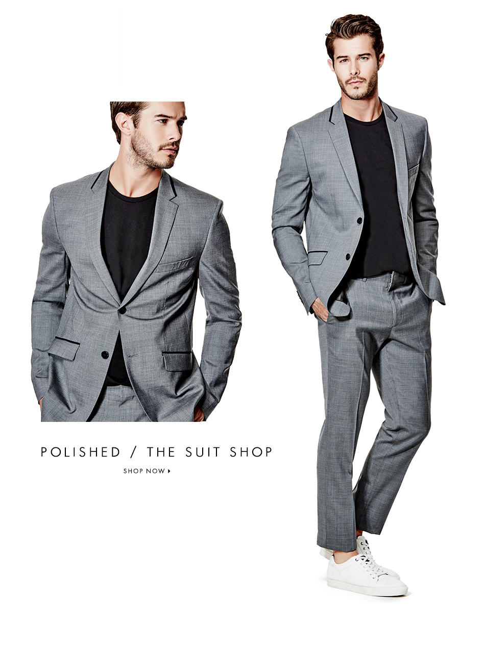 POLISHED / THE SUIT SHOP