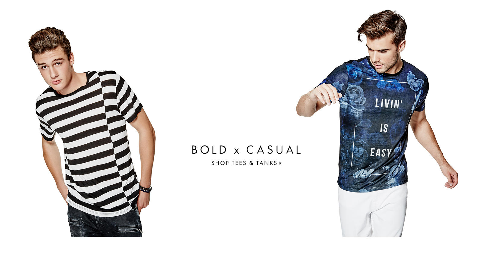 BOLD X CASUAL