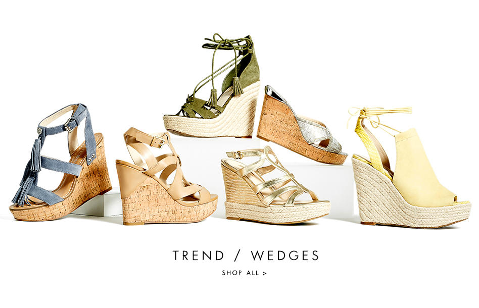 Trend / Wedges