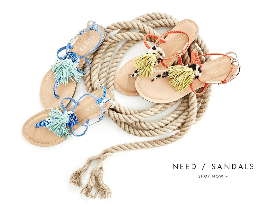 Need / Sandals
