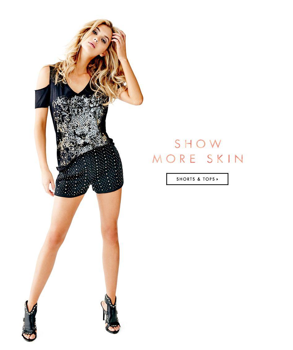 Shorts & Tops