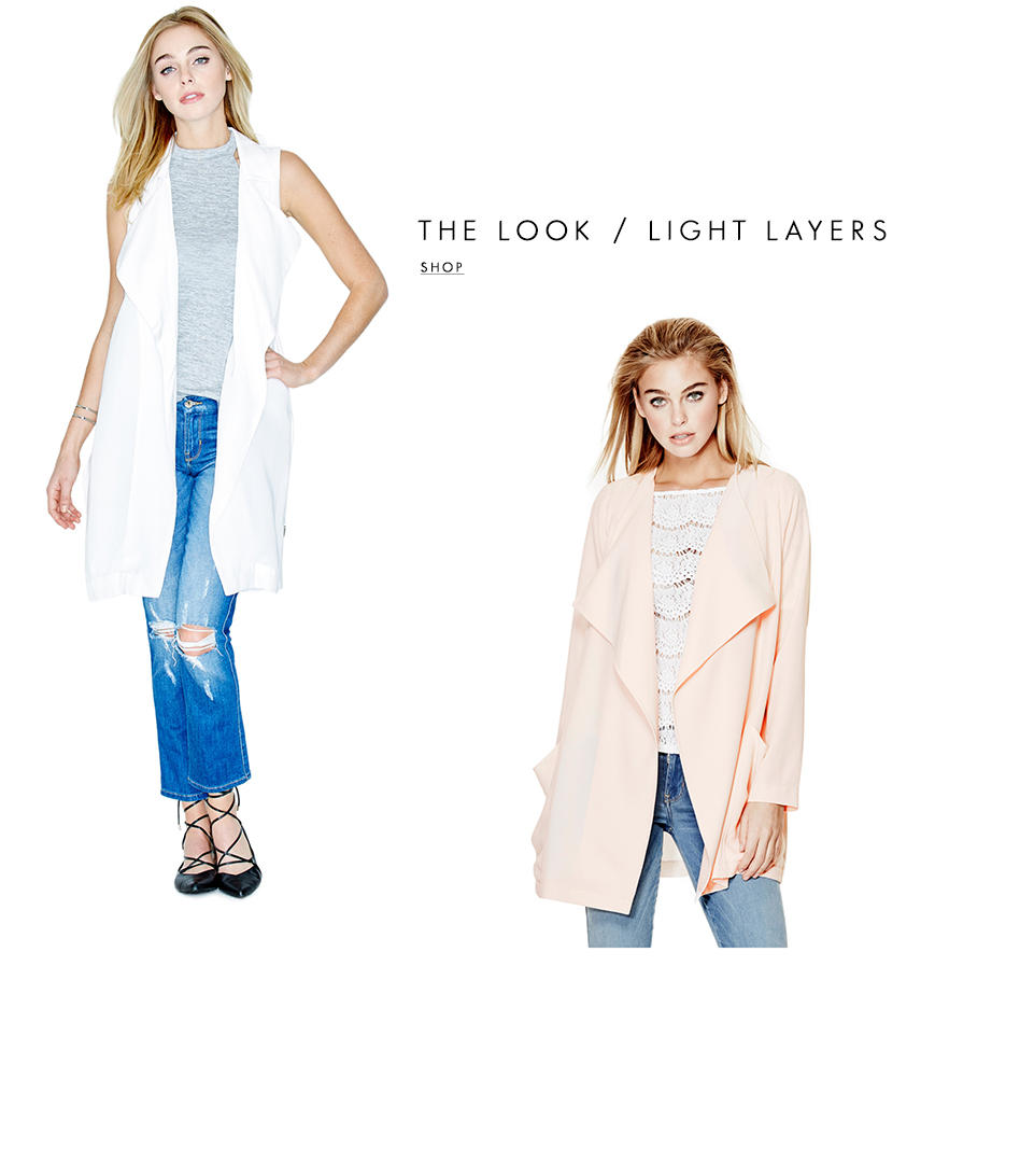 THE LOOK / LIGHT LAYERS