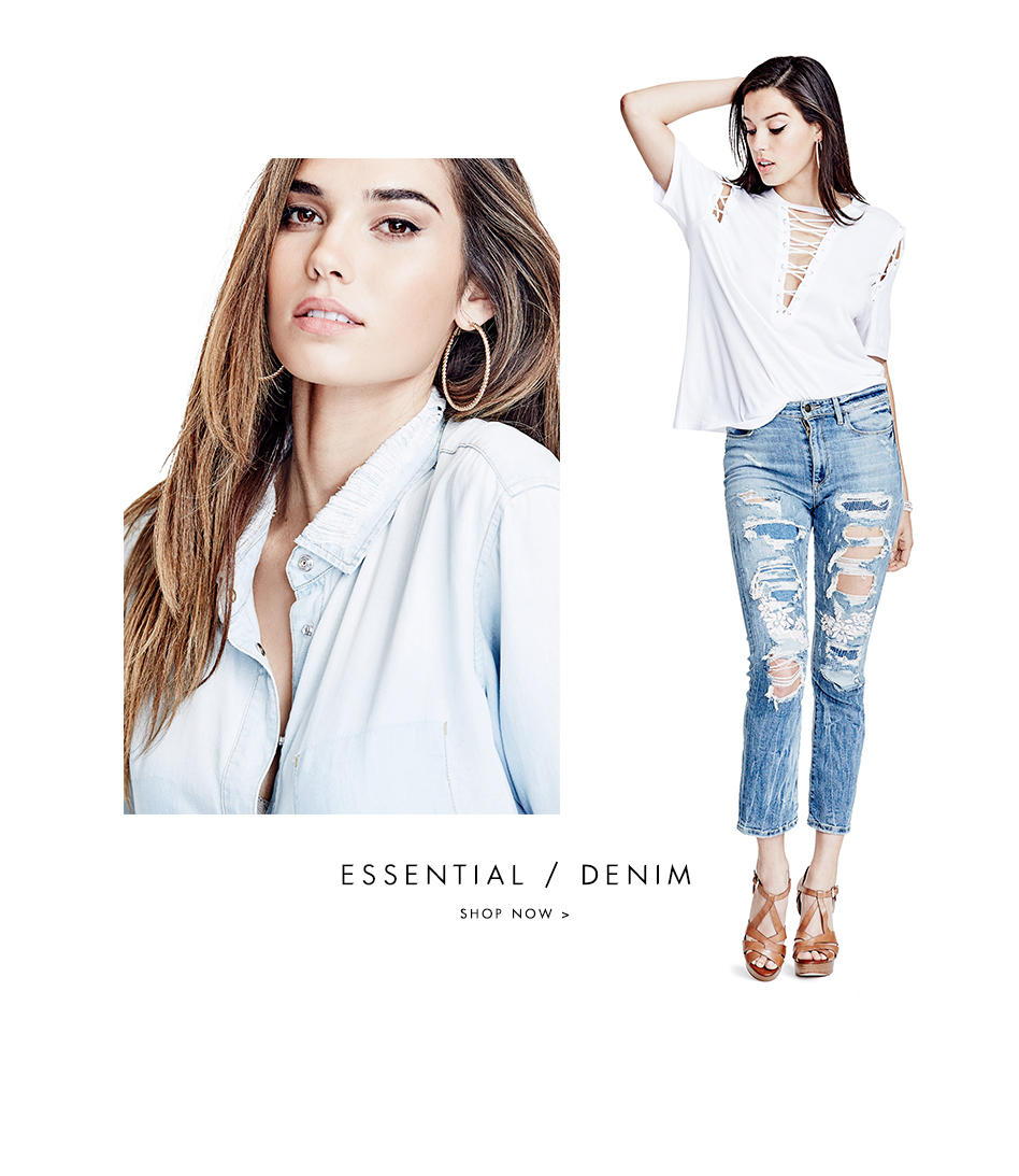 Essential / Denim
