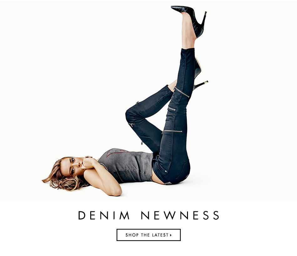 Denim Newness
