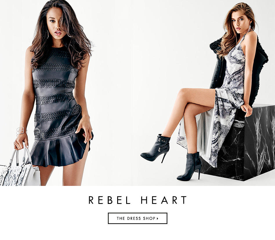 Rebel Heart Dresses