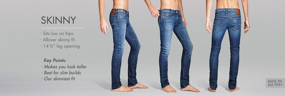 GUESS Denim Skinny