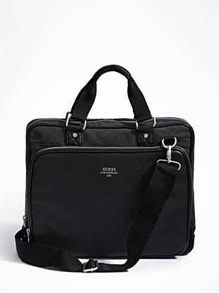 Durable, versatile and completely in style, this messenger bag goes with you everywhere. A slim-yet-spacious design keeps your look simple and your gear organized.