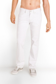 Lincoln Jeans in Cloud Wash, 32 Inseam