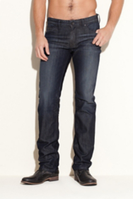 Lincoln Jeans in CRX wash, 32 Inseam