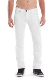 Lincoln Colored Jeans in Isolation Wash, 32 Inseam