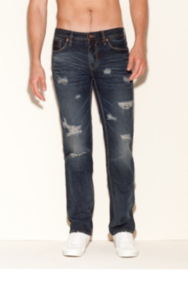 Lincoln Jeans in Transient Wash, 32 Inseam