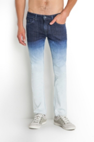 Fairfax Skinny Jeans in Hydration Wash, 32 Inseam