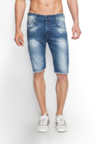 Alameda Denim Shorts in Wheeler Wash