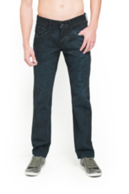 Vermont Colored Jeans in Buzzard Wash, 32 Inseam