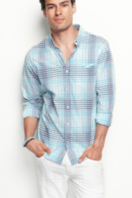 Cody Smart Slim Fit Checked Shirt