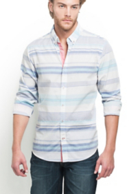 Sanborn Long-Sleeve Slim-Fit Shirt