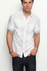 Blake Short-Sleeve Slim-Fit Shirt