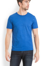 Gunnar Crewneck Washed Tee