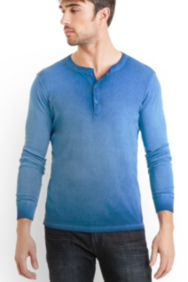 Classic Long-Sleeve Bartlett Henley
