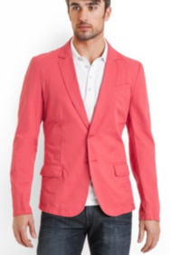 Foundation Cotton Blazer