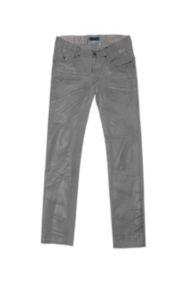 Tiesto NYT LYF Collection – Alameda Jeans with Zips in Iridium Wash
